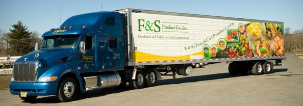 We service trucks, such as the trucks used by F&S Produce