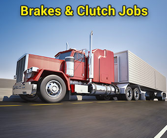 Truck Brakes and Clutch Jobs