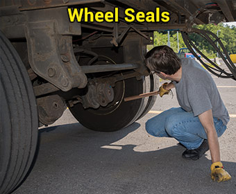 Truck and Trailer Wheel Seals