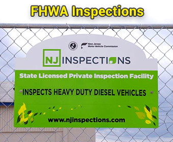 FHWA Inspections for Heavy Duty Diesel Vehicles
